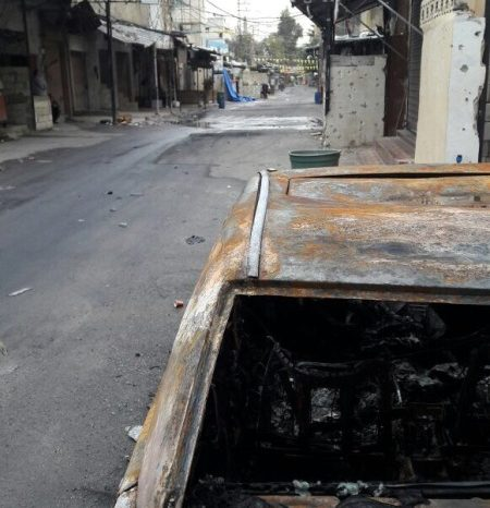 Army carries out security measures at Ain El Helweh camp entrances