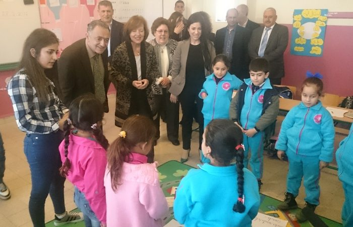 U.S. Ambassador visits Marjeyoun, discusses humanitarian and development issues