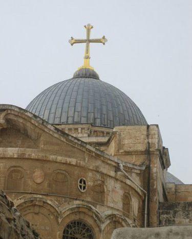 Jerusalem's Holy Sepulchre shrine renovation completed