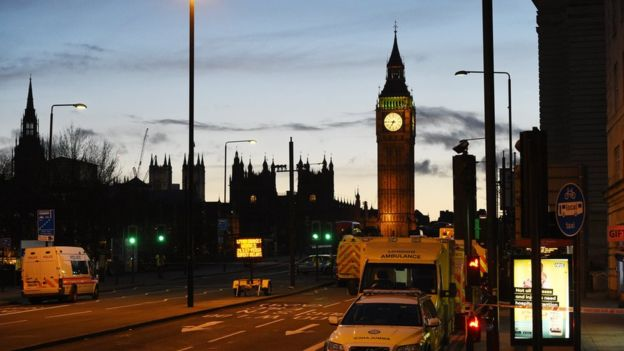 London attack: World leaders show solidarity