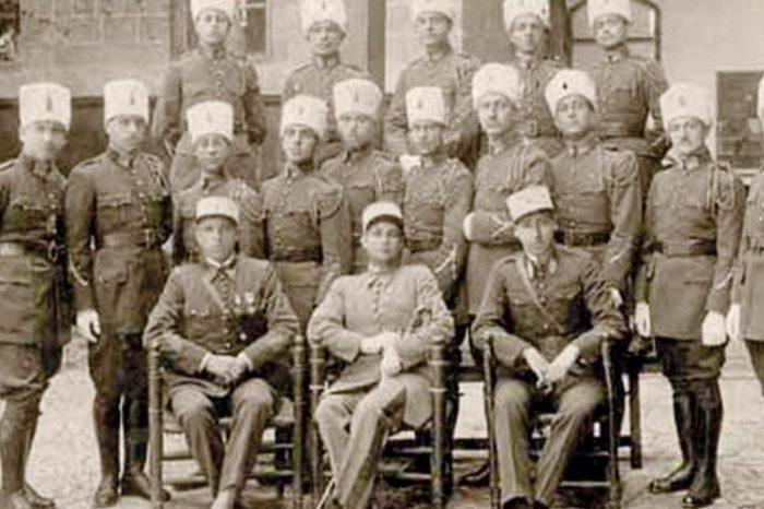 Creation of the Levant Legion (1916)