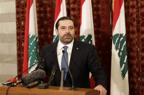 Hariri Sends Letter to May Condemning Terrorist Attack in London