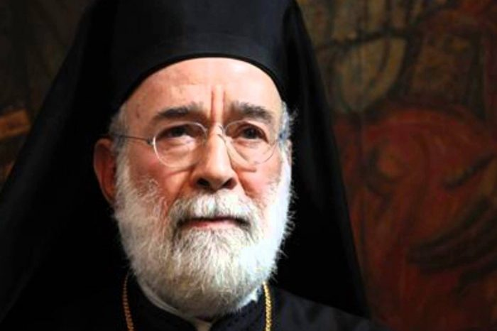 Bishop Audi calls for equal job opportunity for the Orthodox community