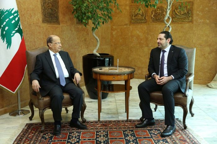 Hariri from Baabda: I will call for a cabinet session next week
