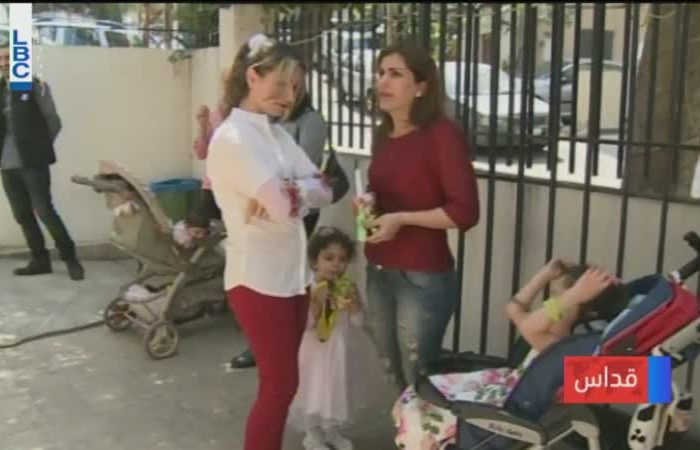 REPORT: Refugees in Lebanon celebrate Palm Sunday despite daily tragedies