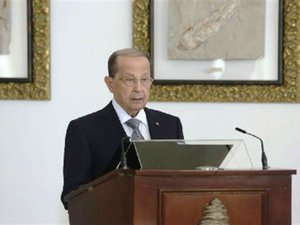 Aoun: The Lebanese Will Get a New Voting System