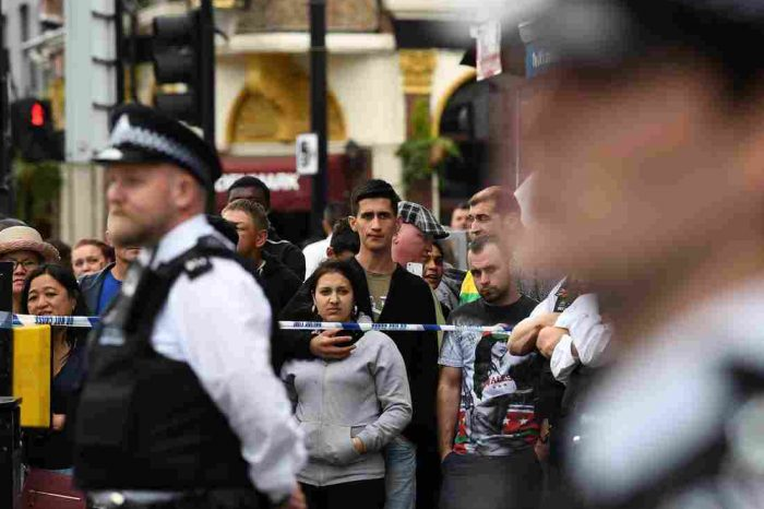 Raids In London After Attack That Killed 7, Injured 48
